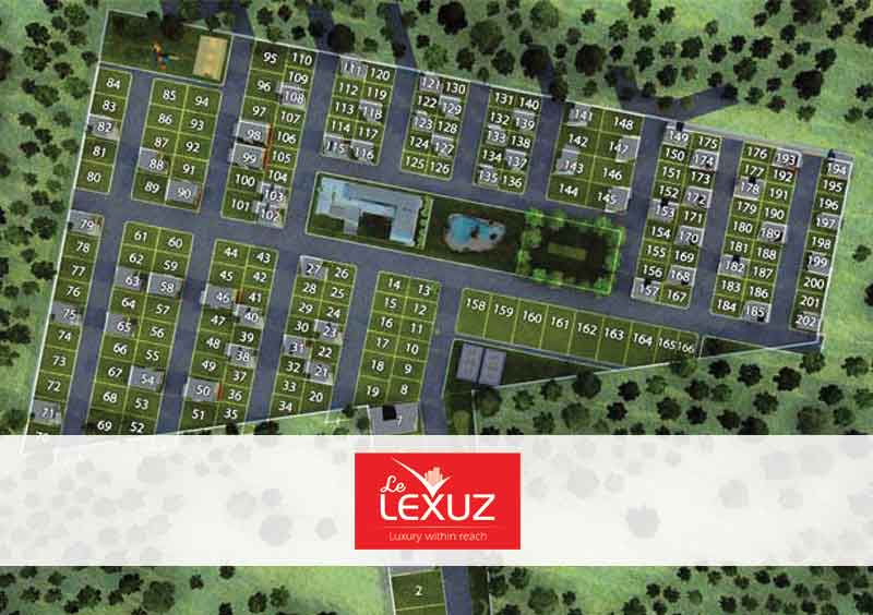 Lelexuz Stoneview Plot - Villa Plots in North Bangalore