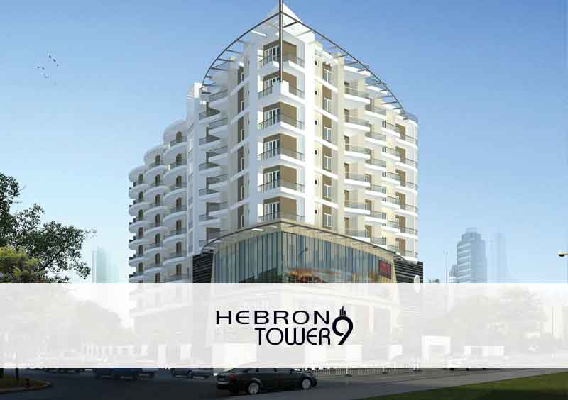 Hebron Tower 9 - Ultra Luxury Apartments in Old Madras Road