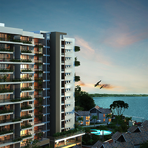 Hebron Silvershores - Luxury Apartments in Cochin, Kerala