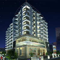 Hebron Tower 9 - Luxury apartments in Old Madras Road Bangalore